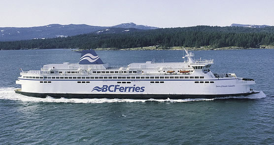 BC Ferries Limo booking