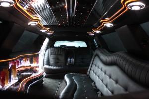 Surrey limo rentals