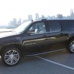 Cadillac Escalade ESV - president limo (1)