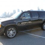 Cadillac Escalade ESV - president limo (2)