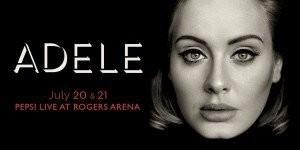 Adele Live Limo Vancouver